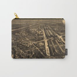 Philadelphia's Centennial Exposition 1876 Carry-All Pouch