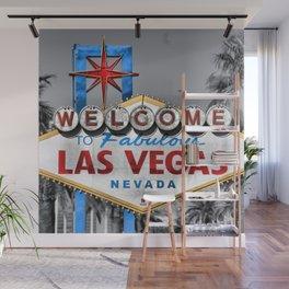 Welcome to Fabulous Las Vegas Wall Mural