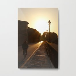 The Long Ride Home Metal Print