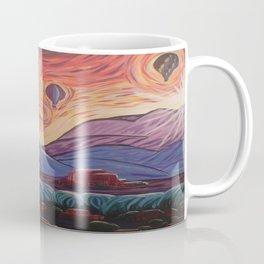 The Balloony Sunrise Coffee Mug