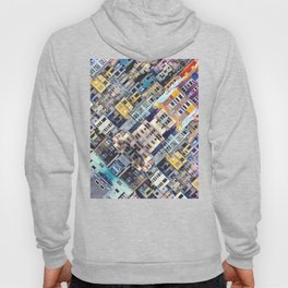 Apartments In The City Hoody