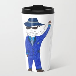 Invisible Man Travel Mug