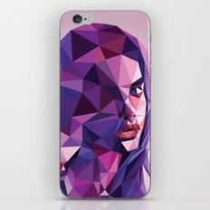 She wolf iPhone Skin