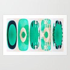 undone Art Print