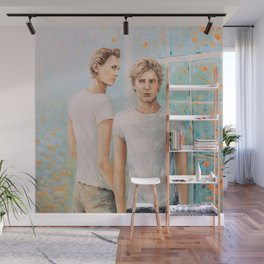 Love at first sight Wall Mural