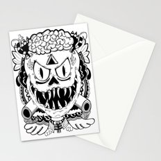 Need more brains! Stationery Cards