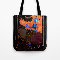 Muse of Astronomy  Tote Bag