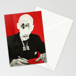 The truth is dead 1932 Stationery Cards