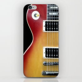 Les Paul iPhone Skin