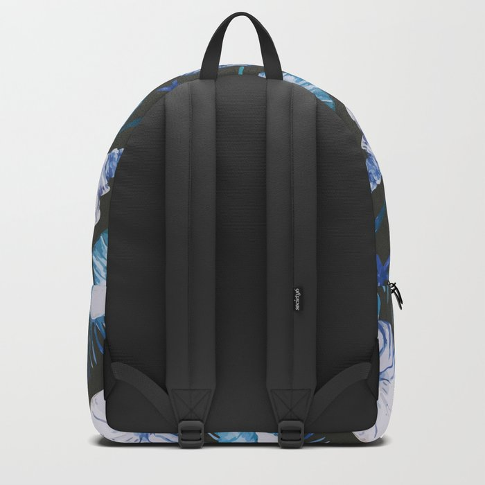 Sea Life Pattern 06 Backpack