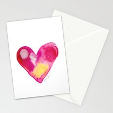 #heART by mekel Stationery Cards