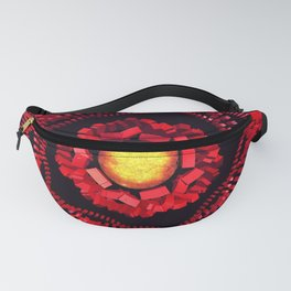 The Sun is the Center Fanny Pack