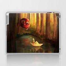 Forest Encounter Laptop & iPad Skin