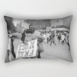 Embrace Friendship Rectangular Pillow