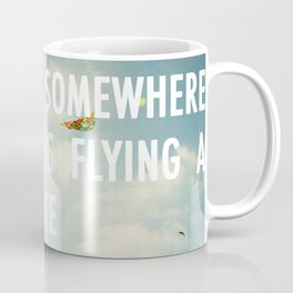 Kite Flying in Rabat Coffee Mug