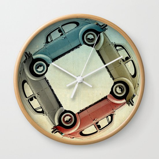 4 more bugs Wall Clock