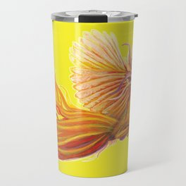Phoenix - The Bird that is Reborn Travel Mug