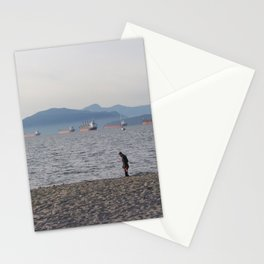 Kits Beach 1 Stationery Cards