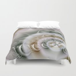 chains -6- colorvariation Duvet Cover