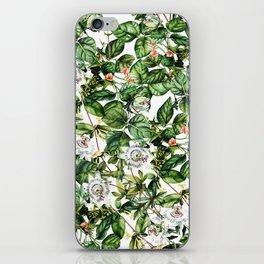 Botanical Leaf iPhone Skin
