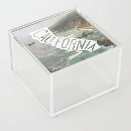 California Acrylic Box