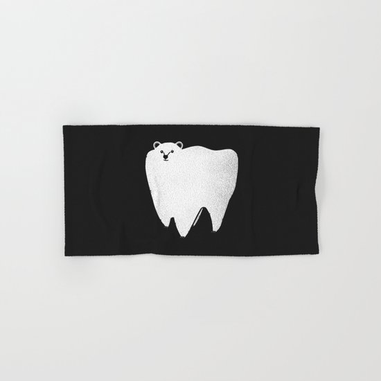 Molar Bear Hand & Bath Towel