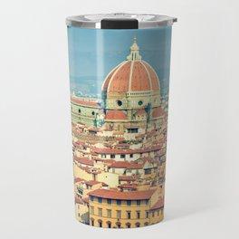 Duomo in Florence, Italy Travel Mug