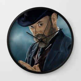 Professor Moriarty Wall Clock
