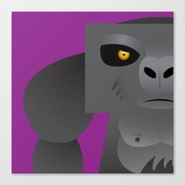 Deadly Ape Canvas Print