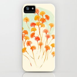 The bloom lasts forever iPhone Case