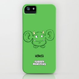 Wigwoga iPhone Case