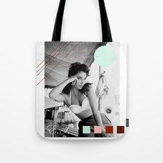 E.T. Collage Tote Bag
