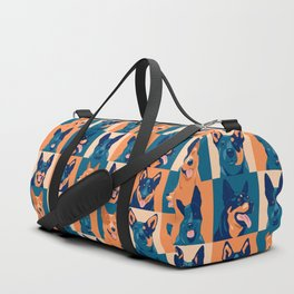 It's a Hard Enough Rough Duffle Bag