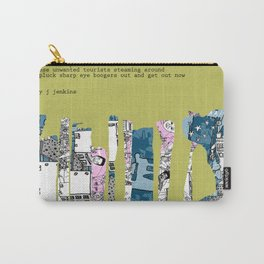 Jx3 Poem - 5 Carry-All Pouch