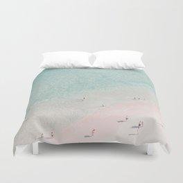 beach - summer of love III Duvet Cover