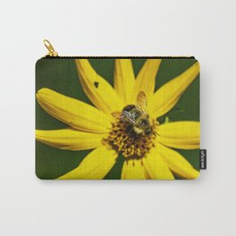 The Bumble and The Sunflower #1 Carry-All Pouch