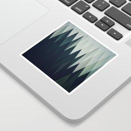 Diamond Forest Sticker