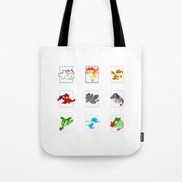 dragons httyd Tote Bag