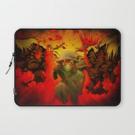 Love Is In The Air! Laptop Sleeve