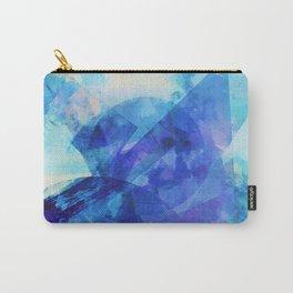 Precipice in Blue III Carry-All Pouch
