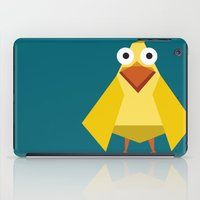 duck iPad Cases featuring Duck by Fairytale ink