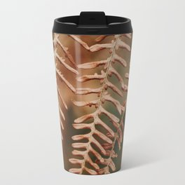 The perfection of fern's leaves Travel Mug
