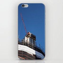 Builders iPhone Skin
