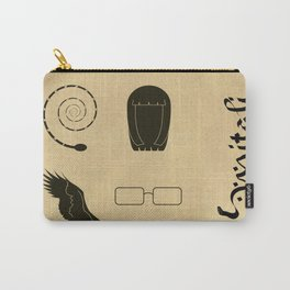 Minimalism hinduism Carry-All Pouch