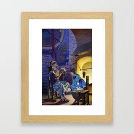 Freemaster Framed Art Print