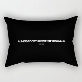 PAUL KLEE Rectangular Pillow