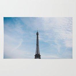 Blue Skies in Paris Rug