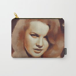 Carroll Baker, Hollywood Legend Carry-All Pouch