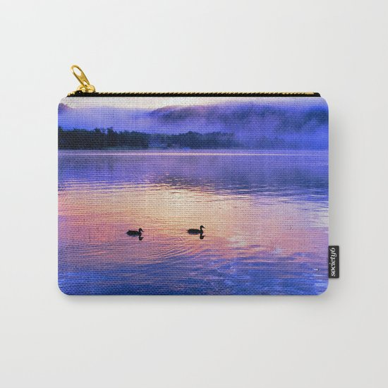 Morning Meditation (Sunrise) Carry-All Pouch