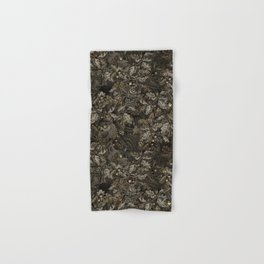 Fit In (autumn night colors) Hand & Bath Towel